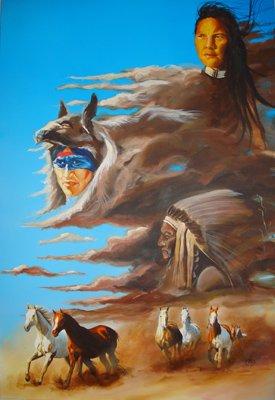 Amerindiens Mary Lou